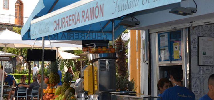 CHURRERÍA RAMÓN