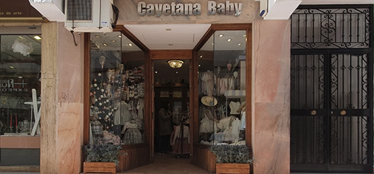 CAYETANA BABY